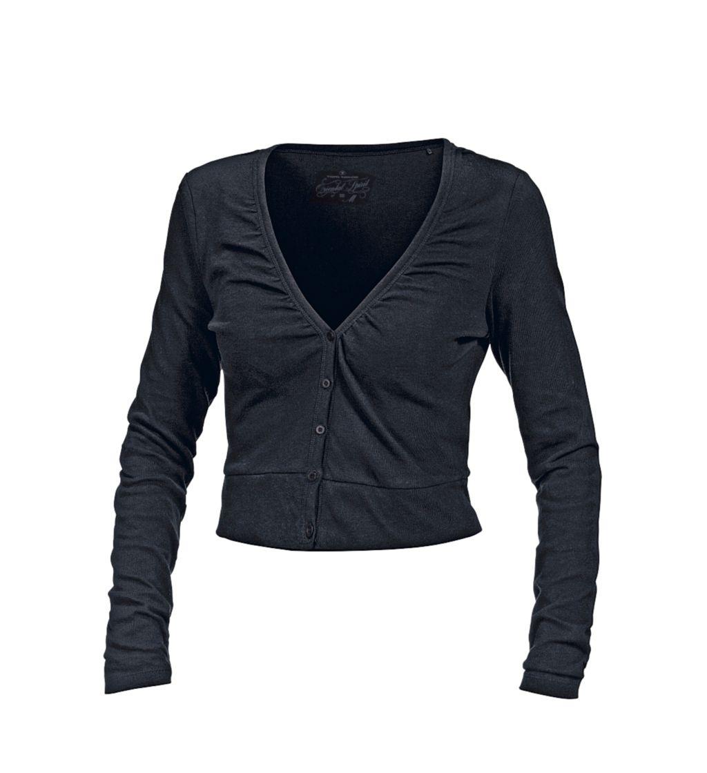 tom tailor blazer damen schwarz im online shop von sportscheck kaufen. Black Bedroom Furniture Sets. Home Design Ideas