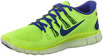 Nike Free Gelb