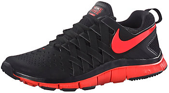Nike Free 5.0 Herren Rot Schwarz