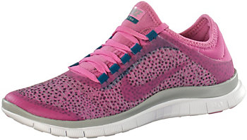 Nike Free Damen 3.0 Schwarz Pink