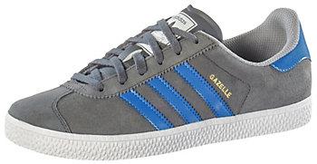 Adidas Gazelle Grau Blau
