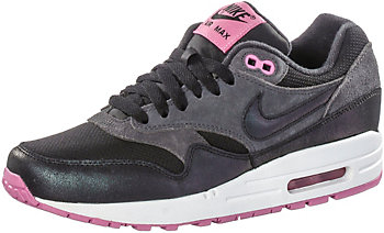 Air Max 1 Schwarz Damen
