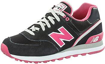 New Balance Damen 574 Pink