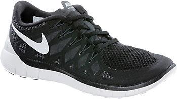 Nike Free Schwarz Weiß Gepunktet