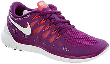 Nike Free 5.0 Lila Damen