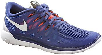 Nike Free 5.0 Blau Rot