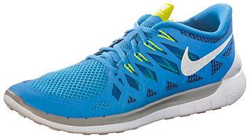 Nike Free 5.0 Herren Blau Weiß