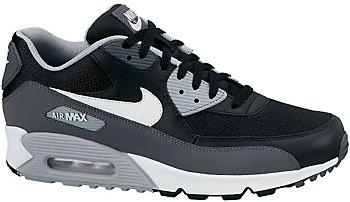 Nike Air Max 90 Grau Schwarz