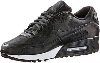 Nike Air Max 90 Essential Grau Rot
