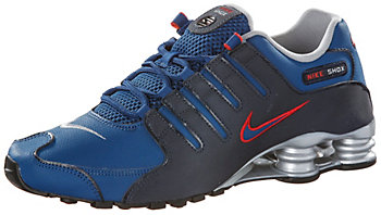 Nike Shox Schwarz 39