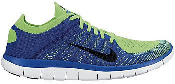 Nike Flyknit 4.0 Herren Grau