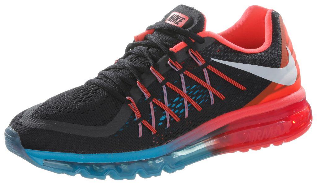 Nike Air Max Rot Blau Herren