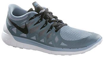 Nike Free 5.0 Herren Schwarz Grau
