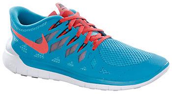Nike Free 5.0 Orange Herren