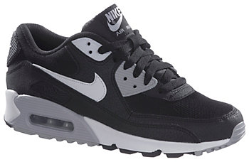 nike air max 90 weiß and schwarz