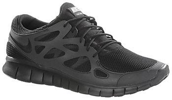 Nike Free Run Schwarz Herren