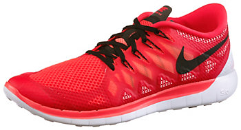 Nike Free 5.0 Dunkelrot