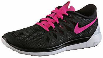 Nike Free 5.0 Damen Weiß Pink
