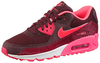 Nike Air Max 90 Rot Damen