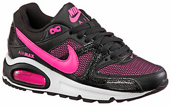 Nike Air Max Schwarz Pink