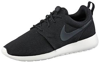 Nike Roshe Run Herren Schwarz