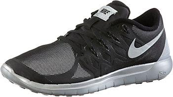 Nike Free Schwarz Grau Damen