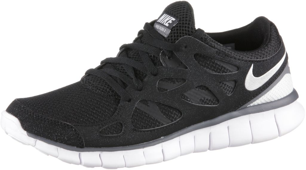 nike free run 2.0 damen schwarz