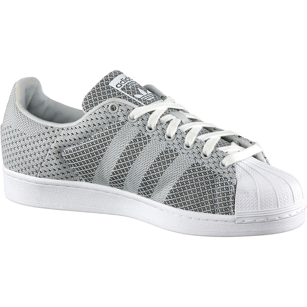 Adidas Superstar Weave Grau