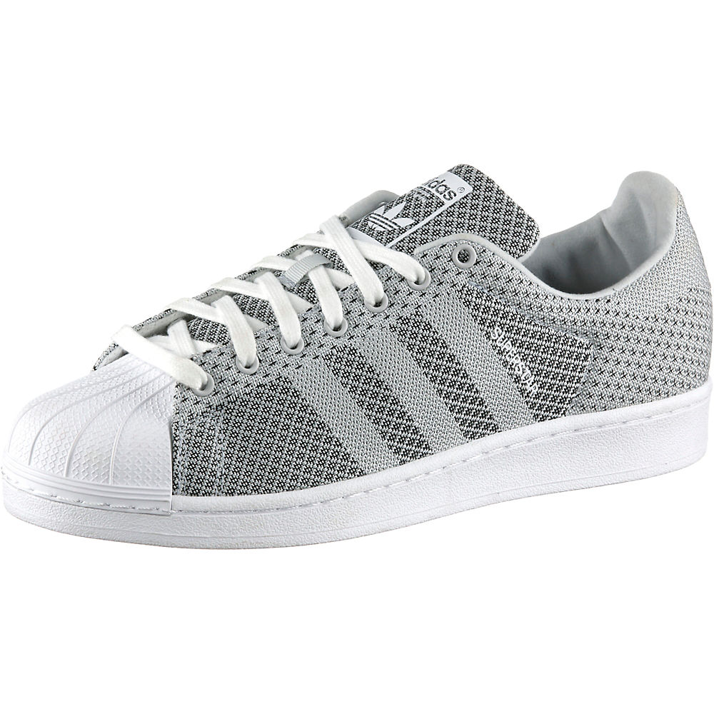 Adidas Sneaker Grau Weiß