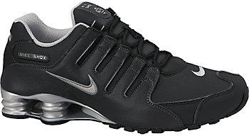 Nike Shox Schwarz Herren