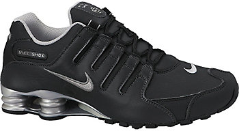 Nike Shox Schwarz