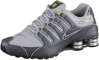 Nike Shox Grau