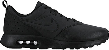 Nike Air Max Tavas Schwarz Leder