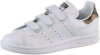 save off 03fbc 13597 Adidas Stan Smith Damen Klettverschluss ohne-papa.de