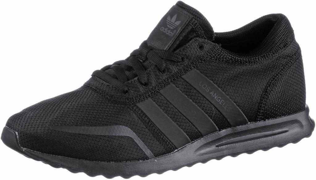 adidas Damen Los Angeles Sneakers, Schwarz:
