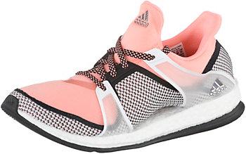 Adidas Ultra Boost Damen Hellgrau Fleisch Rosa schuhe AQ5933