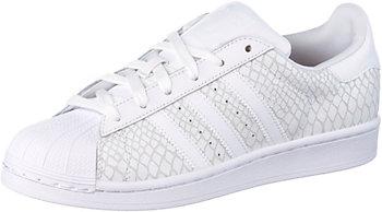 Superstars Adidas Damen Weiß