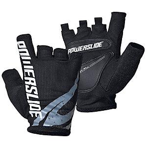 POWERSLIDE Nordic Walking Handschuhe schwarz