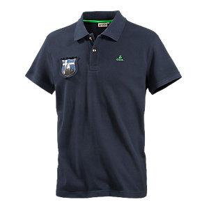 OCK Poloshirt Herren blau