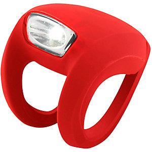 Knog Frog Strobe Fahrradbeleuchtung rot