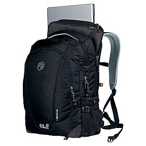Jack Wolfskin J-Pack De Luxe Laptoptasche schwarz