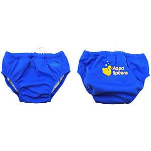 Aqua Sphere Aquanappy Schwimmwindel Babyschwimmhose Kinder blau