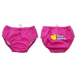 Aqua Sphere Aqua Nappy Badewindel Babyschwimmhose Kinder pink