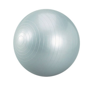 unifit Gymnastikball transparent