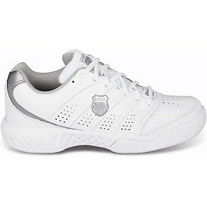 K-Swiss Ultrascendo Tennisschuhe Damen weiß/silberfarben