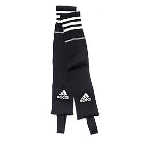 adidas Stutzen schwarz/weiß