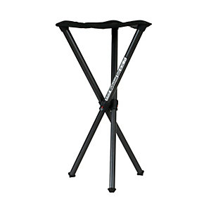 Walkstool Basic Campingstuhl schwarz