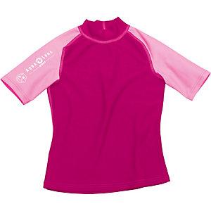 AQUA LUNG Lycraanzug Kinder Surf Shirt Mädchen rose