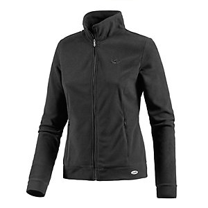 unifit Fleecejacke Damen schwarz