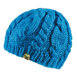 SALEWA Chunky Beanie Damen blau